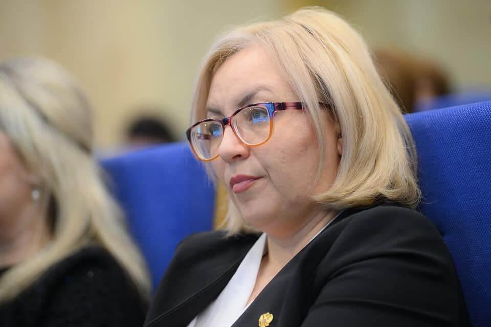 Лариса Мосолыгина: В Тверской области растет поддержка семей с детьми