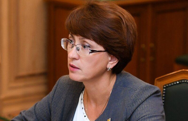 Елена Николаева: Мы участвуем в программах, которые находятся на повестке дня
