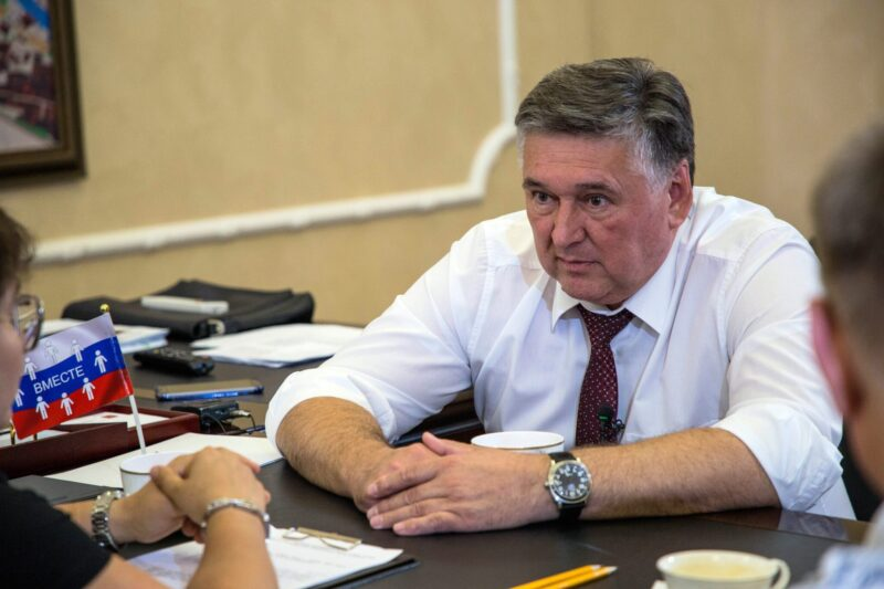 Алексей Огоньков: губернатор провел очень серьёзный анализ социально-экономической ситуации в регионе