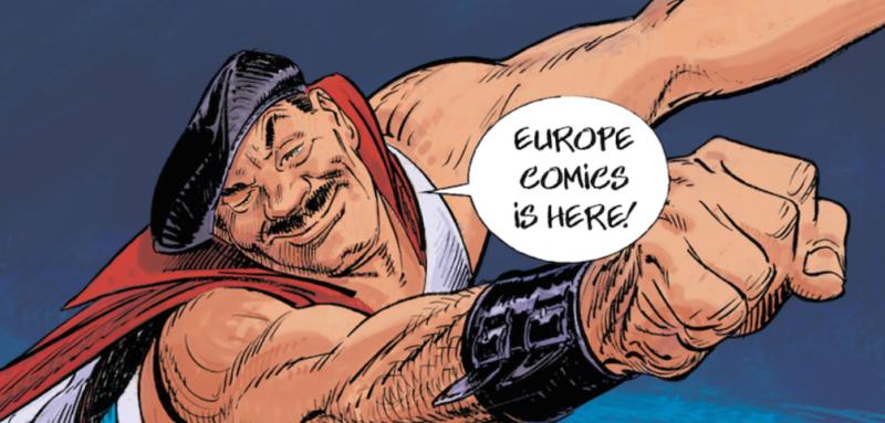 Лекцию о европейском комиксе проведут в библиотеке Горького