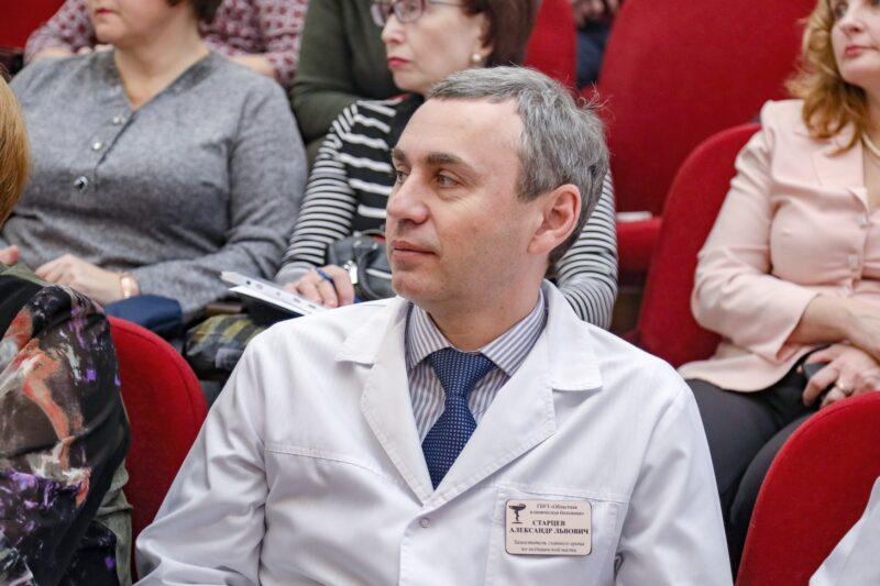 Александр Старцев: При поддержке губернатора меняется к лучшему здравоохранение