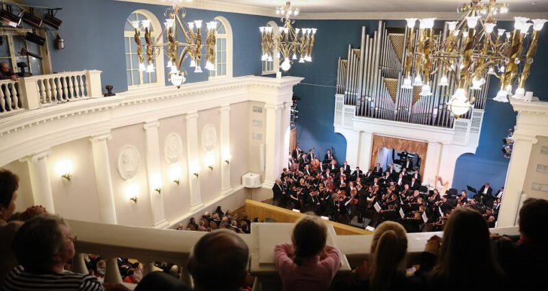 Тверская филармония приглашает на торжественное закрытие концертного сезона