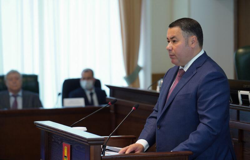 Тверской области к рассмотрению на заседании регионального Правительства подлежит нацпроект «Безопасные качественные дороги»