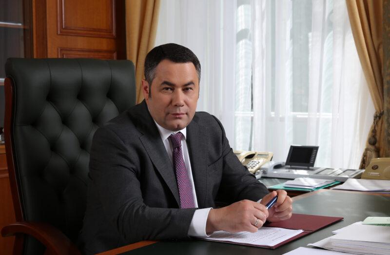 Игорь Руденя укрепил позиции в майском рейтинге влияния глав регионов