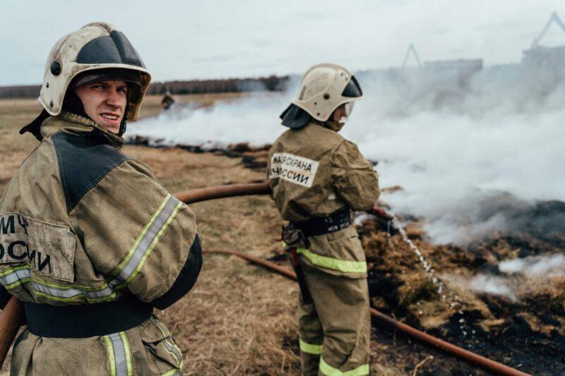 В Тверской области продлено действие особого противопожарного режима