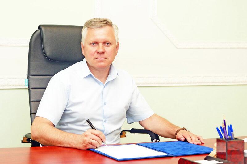 Дмитрий Щурин: главное – не останавливаться и продолжать работу по всем направлениям
