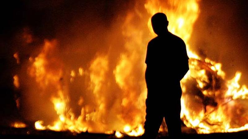 В Конаковском районе мужчина поджег дом, потому что ему не нравился хозяин
