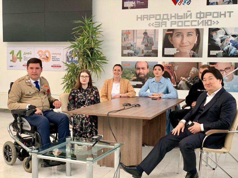 Юлия Саранова поделилась впечатлениями от встречи президента с коллегами из «Единой России»