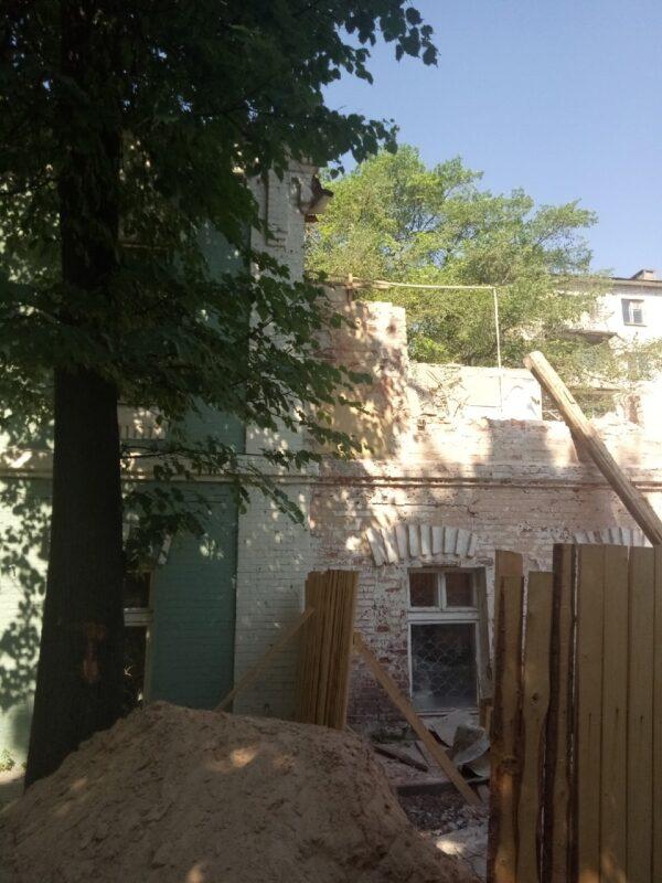 В Твери отправлено под снос историческое здание бывшего бибколлектора