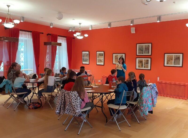 Тверская область реализует культурно-образовательный проект «Лето во Дворце»