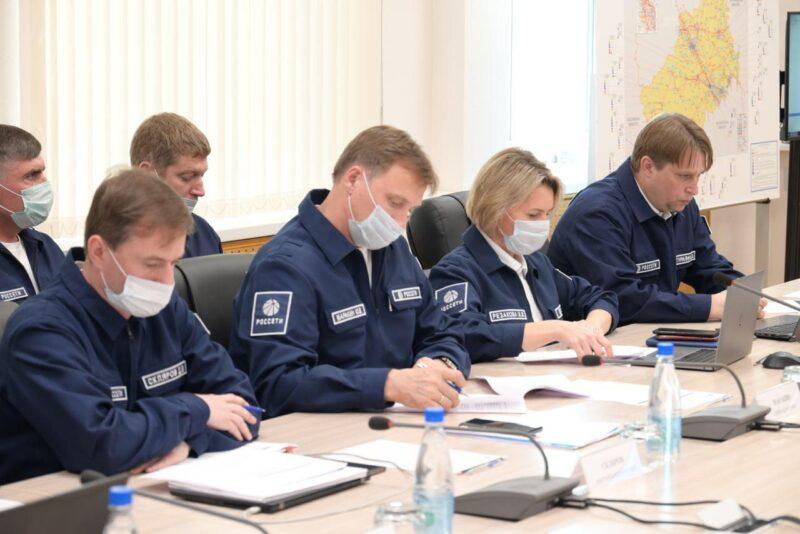 Игорь Маковский провел Штаб «Россети Центр» и «Россети Центр и Приволжье» в Твери