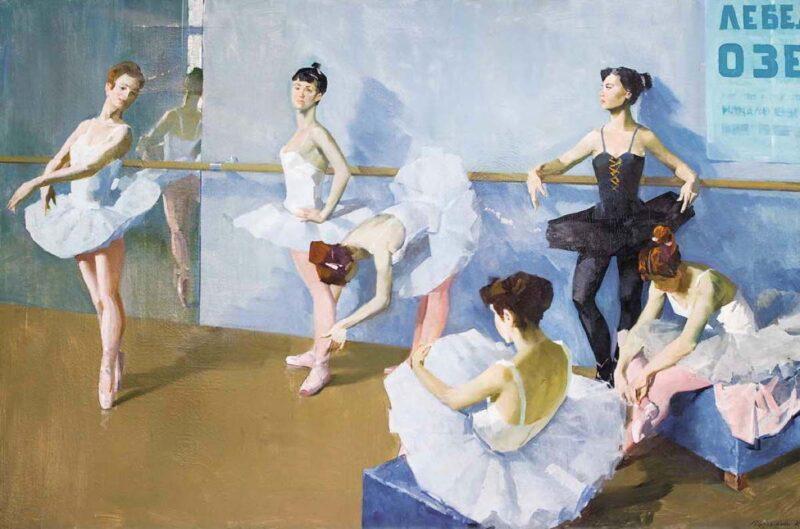 В Тверской области открылась выставка, посвященная балету