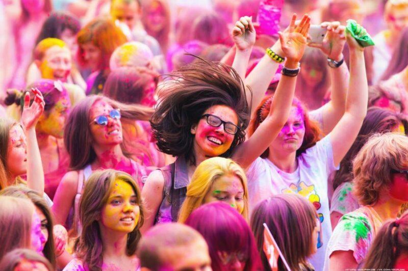 """В Твери стартует фестиваль красок """"ColorFest"""""""