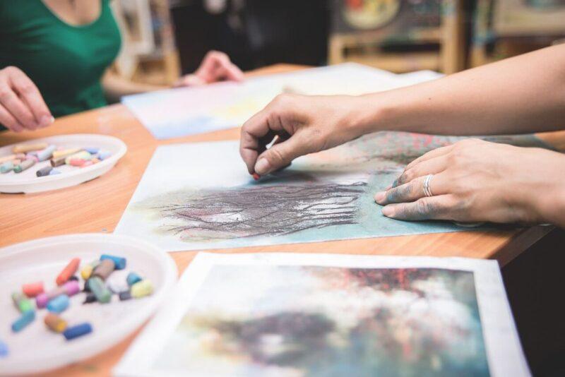 В Твери пройдет мастер-класс по технике пастель
