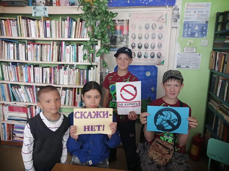 В Ржевском районе прошла разъяснительная беседа в честь Всемирного дня без табака