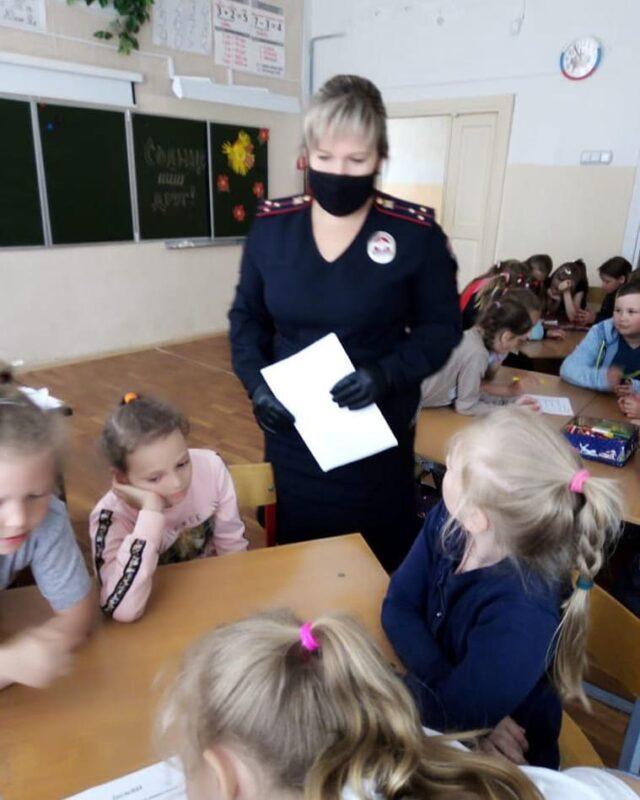 Ребята из пришкольного лагеря в Ржеве проверили свои знания ПДД