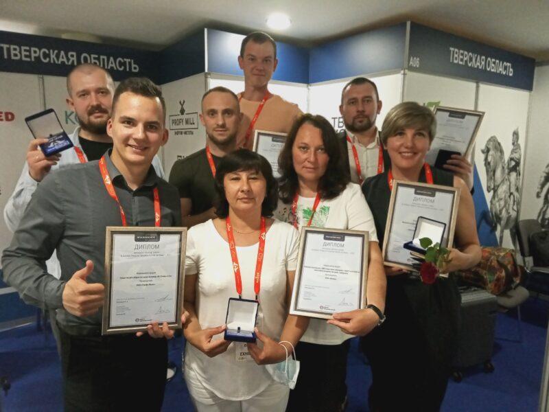 Предприниматели из Твери продемонстрировали свой потенциал на международной выставке в Москве