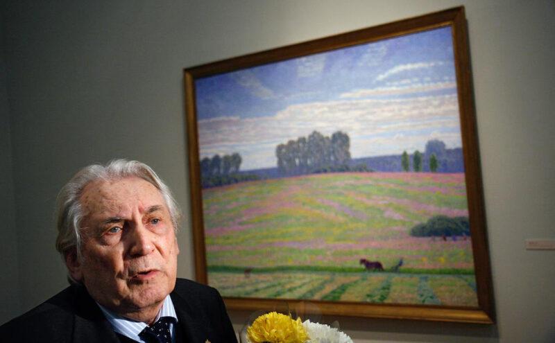 В Твери открывается выставка Валентина Сидорова