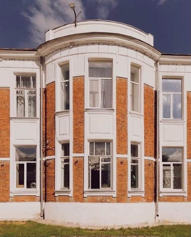 Известный московский фотограф запечатлел Дом культуры в Кувшиново