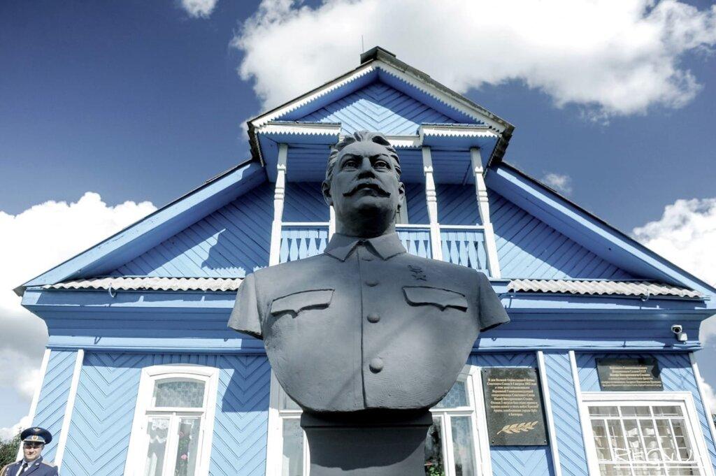 В Ржевском филиале Музея Победы открылась выставка, посвященная Александру Твардовскому