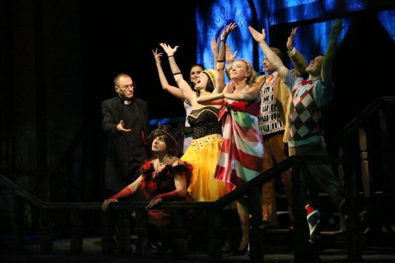Тверской театр драмы и Волгоградский Новый экспериментальный театр обменяются спектаклями