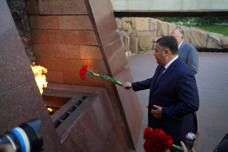 Игорь Руденя: Важно сохранить память для будущих поколений