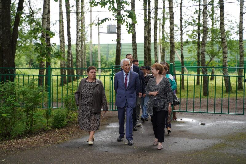 Владимир Васильев посетил Всероссийский гастрономический фестиваль в Торжке