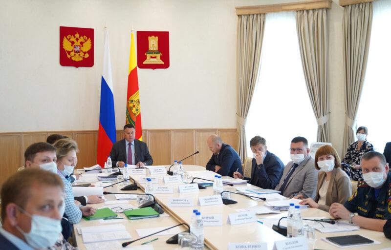 В Тверской области на поддержку граждан с невысоким уровнем дохода направят больше 5,2 млрд рублей в 2021 году