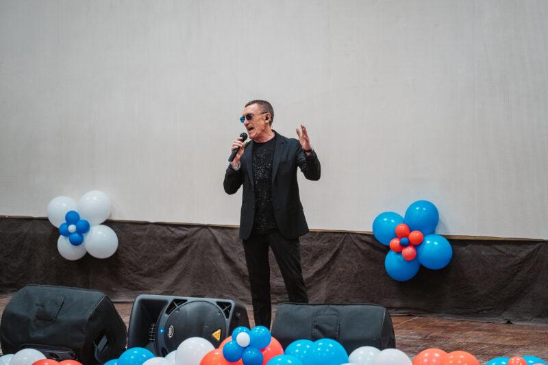 В ОКБ прошел торжественный концерт в честь Дня медицинского работника