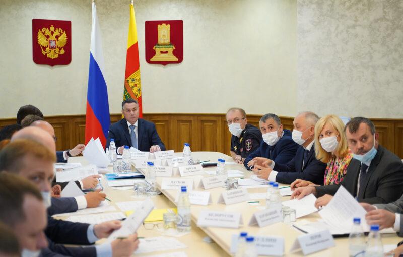 В Тверской области 44 земельных участка переведут в лесной фонд