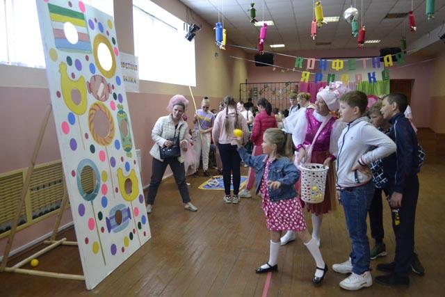 В Западной Двине встретили Международный день защиты детей