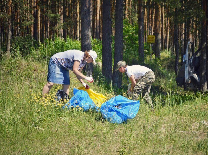 Убирать мусор за другими - не стыдно: как в Твери развивается экологическое движение