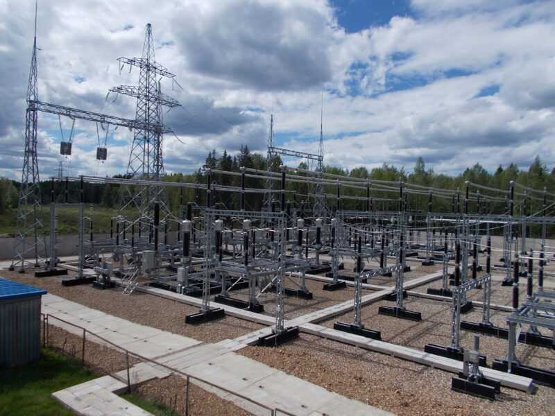 В Тверской области введена в эксплуатацию одна из ключевых питающих электроподстанций