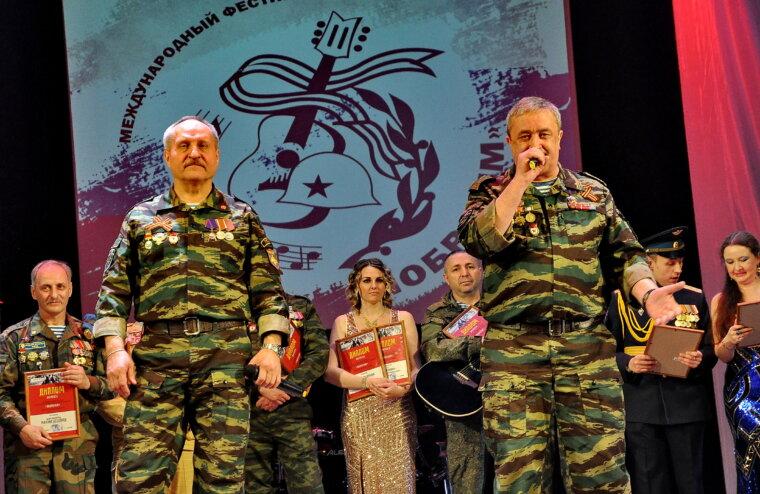 """ДК """"Пролетарка"""" отмечает 25-летний юбилей Народной студии патриотической песни «Отечество»"""
