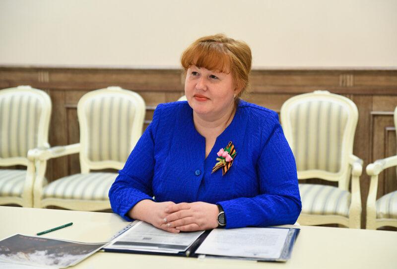 Ирина Миронова: Материальную помощьв нашем районе получили 95 семей