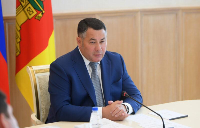 Губернатор Игорь Руденя поздравил город Белый и Бельский район с днём муниципального образования