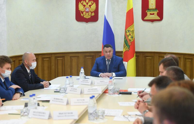 На заседании областного штаба обсудили работу инфекционных госпиталей и обязательную вакцинацию
