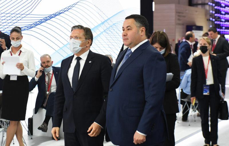 Госкорпорация «Росатом» совместно с Правительством Тверской области осуществят меры по комплексному развитию Удомельского ГО
