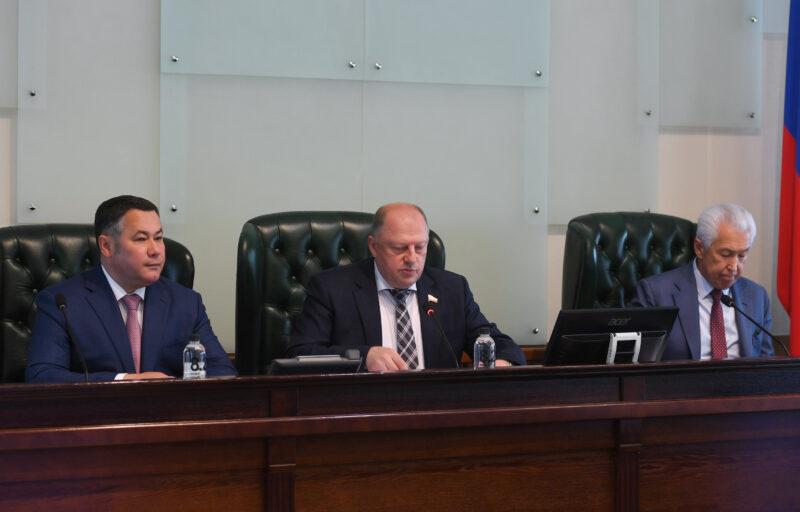Елена Рогова: Размер субсидий из областного бюджета в МО Жарковский район в 2020 году составил 34,1 млн рублей
