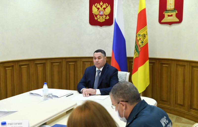 В Тверской области новыми аппаратами УЗИ оснастят четыре ЦРБ, больницу №7 Твери и ОКБ