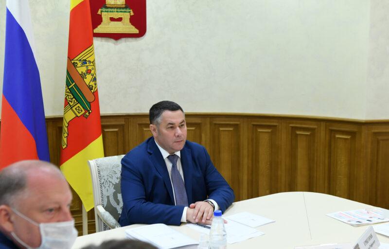 В программу газификации Тверской области на 2021 год включены дополнительные объекты