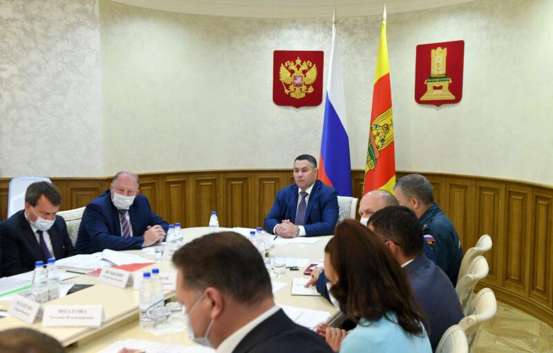 В 2021-2023 годах в Тверской области профинансируют ремонт 12 колледжей
