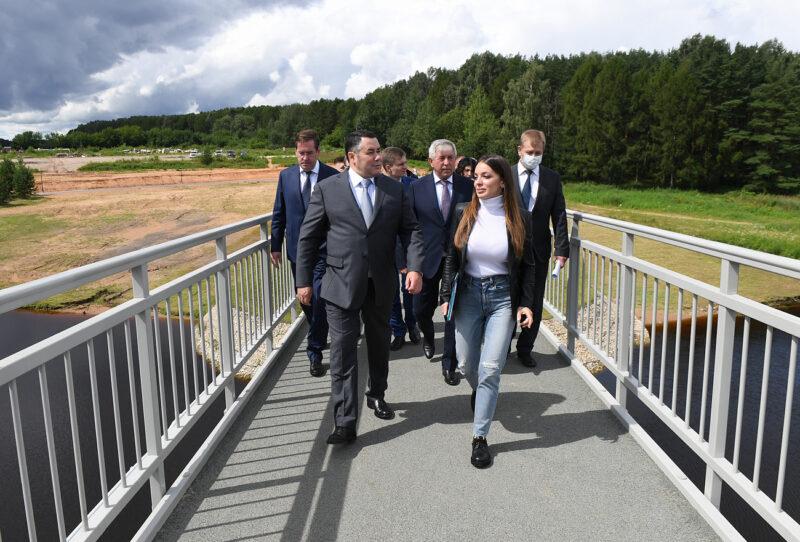 В 2020 году в Тверской области осуществлены крупные проекты в сфере туризма