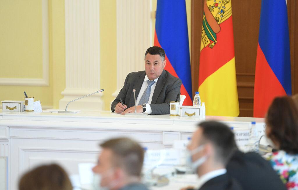 В Тверской области ведется модернизация службы скорой медицинской помощи