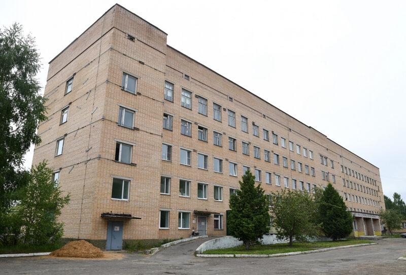 Кимрскую ЦРБ разовьют до уровня современного медицинского комплекса