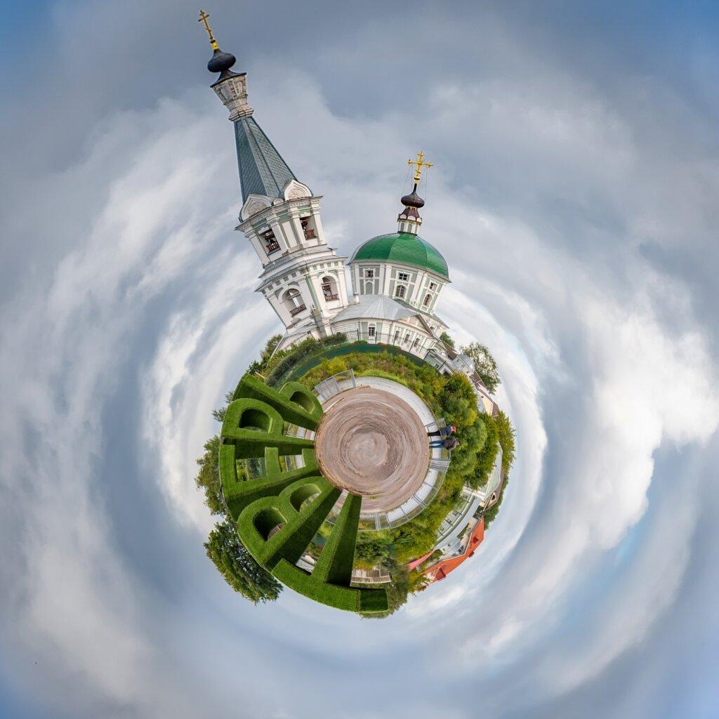 """В Твери откроется выставка """"Город над Волгой"""""""