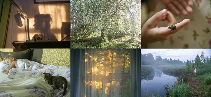 """В библиотеке имени Герцена продолжает работу фотовыставка """"Жизнь течёт"""""""
