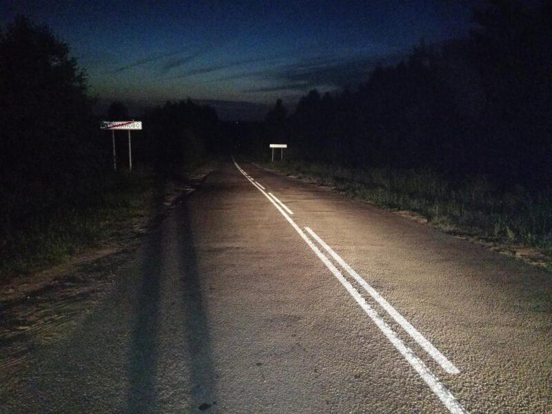 В Тверской области пьяный водитель упал с мотоцикла вместе с 19-летней девушкой