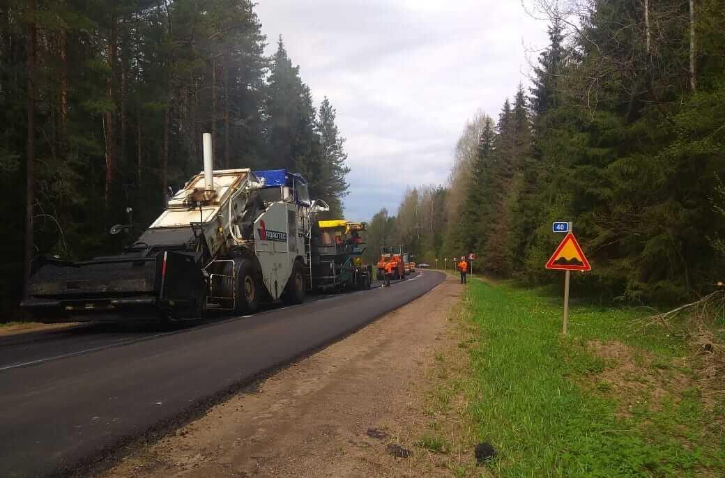 Больше 20 км автодороги Осташков – Селижарово – Ржев в Тверской области отремонтируют в 2021 году по национальному проекту