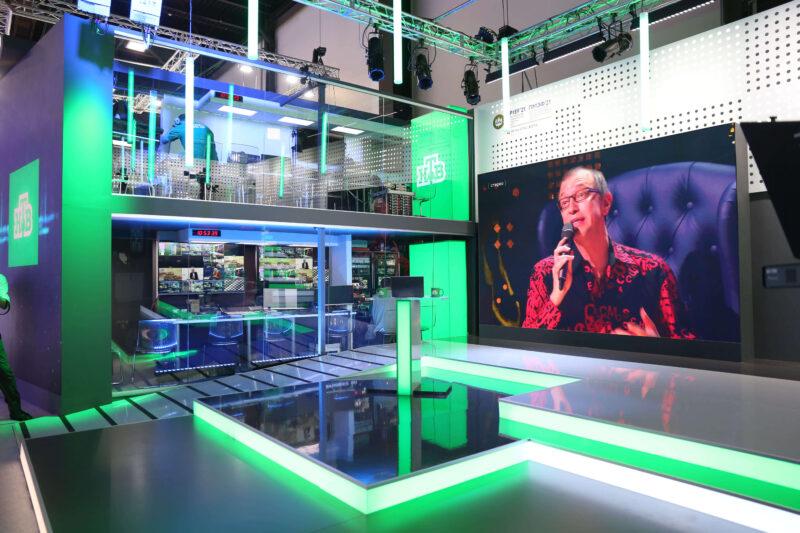 МегаФон и НТВ покажут возможности трансляций по сети 5G